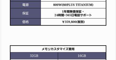 6SyhIt2 384x200 - ゲーミングPCユーザーに聞きたい。ハードル高くありませんか?