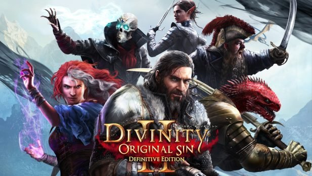 EEFddi9VAAIVJhI - Switch版『ディヴィニティ:オリジナル・シン 2』の国内発売が10/31に決定!Steamとクロスセーブ対応!