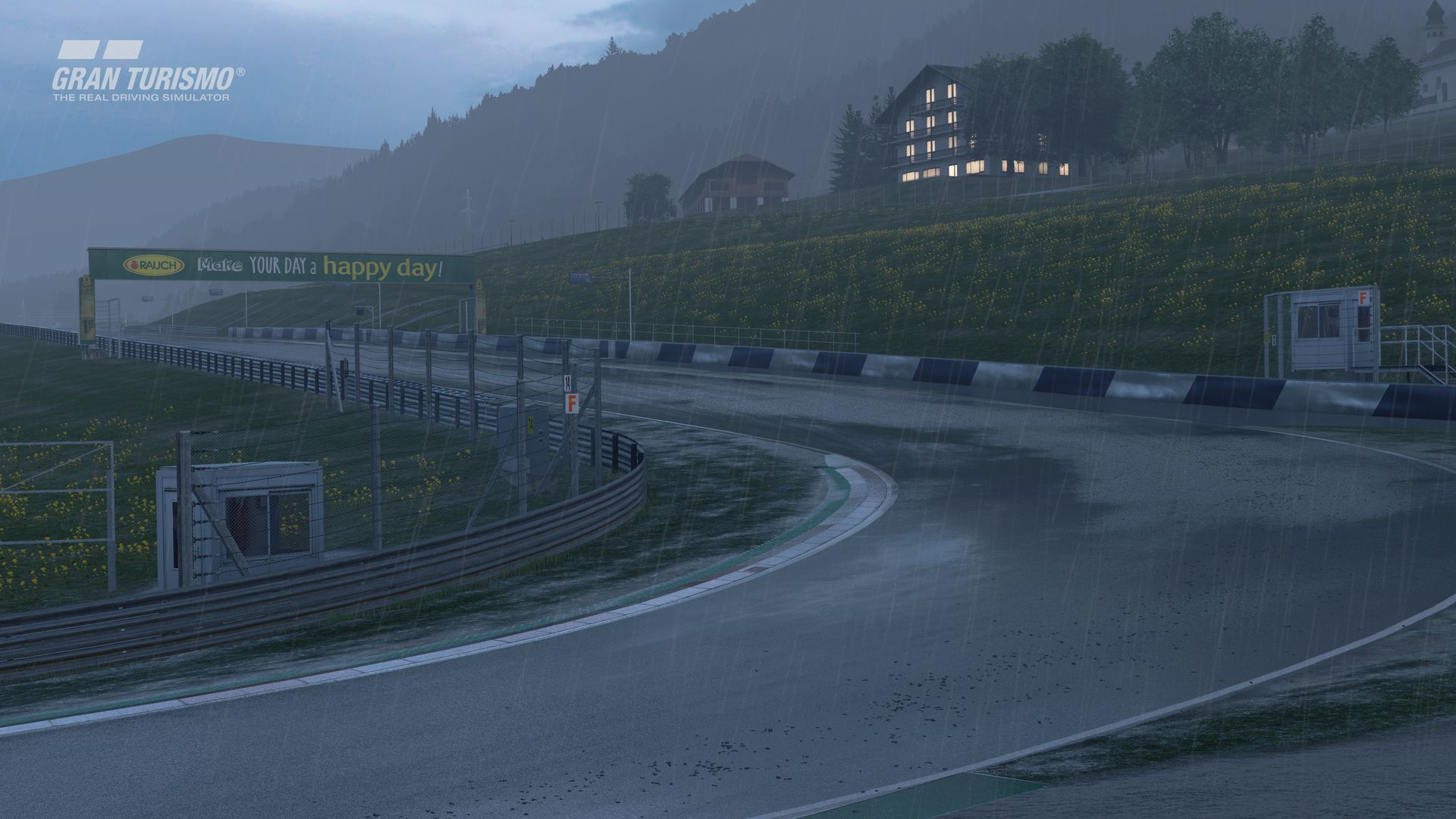Gran Turismo Sport 2 - グランツーリスモスポーツ 珠玉の雨を実装