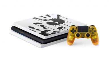 death stranding limited edition 1400px 03 a 384x200 - PS4 Proさん、趣味が悪いデザインの本体を発売決定してしまう