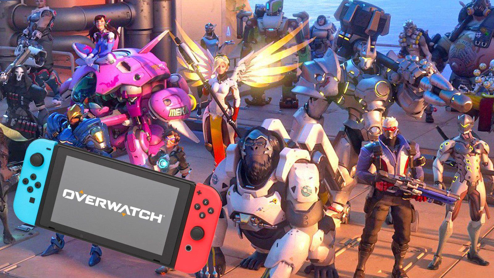 overwatch fps resolutioncross platform play teased - ギスギスオンラインFPS『オーバーウォッチ』、30fps/720pでスイッチで発売へ
