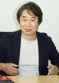 1 4 - 【朗報】任天堂宮本茂(66)、文化功労者受賞!