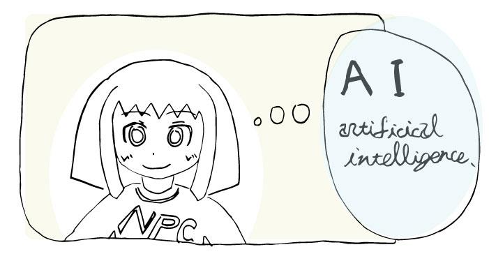 1 8 - NPCキャラクターの女の子の心情を描いた話が、深いと話題に・・・