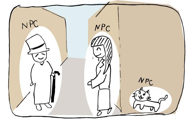 2 9 - NPCキャラクターの女の子の心情を描いた話が、深いと話題に・・・
