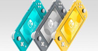 Nintendo Switch LIte 1 384x200 - Switchの北米売上が1500万台越え、ゼルダ、スマブラ等の北米売上も600万本突破キタ━━(゚∀゚)━━!!