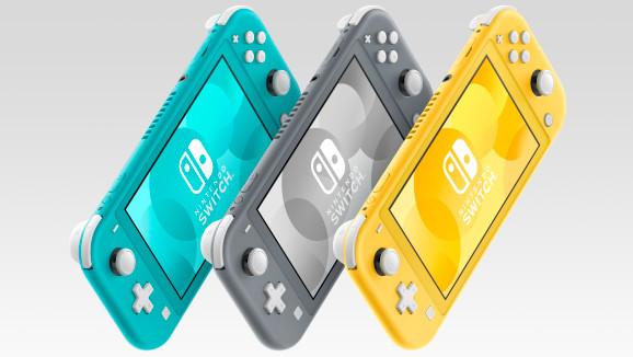 Nintendo Switch LIte 1 - Switchの北米売上が1500万台越え、ゼルダ、スマブラ等の北米売上も600万本突破キタ━━(゚∀゚)━━!!