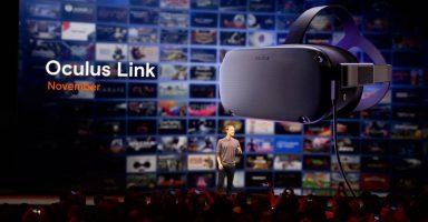 """oculus connect 2019 9901 384x200 - Facebook「VRに社運をかける。新作ゲーム""""Horizon""""は開発費500億、ゲームというより第2の世界」"""