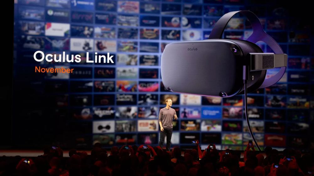 """oculus connect 2019 9901 - Facebook「VRに社運をかける。新作ゲーム""""Horizon""""は開発費500億、ゲームというより第2の世界」"""
