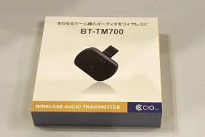 001 23 300x200 - Nintendo Switchをワイヤレスイヤホンで接続可能にする『BT-TM700』が登場 Switch以外にも使用可能