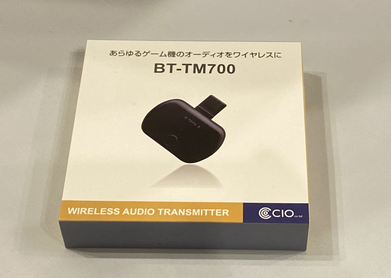 001 23 - Nintendo Switchをワイヤレスイヤホンで接続可能にする『BT-TM700』が登場 Switch以外にも使用可能