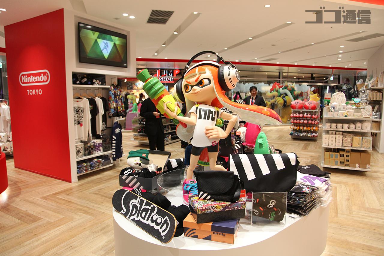 002 12 - 国内初の任天堂直営店が渋谷にオープン! 任天堂ファンボーイはもちろん行くよね?