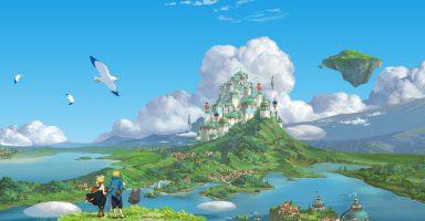 01 10 384x200 - 「二ノ国」まさかのMMORPG化 レベルファイブとネットマーブルの共同開発