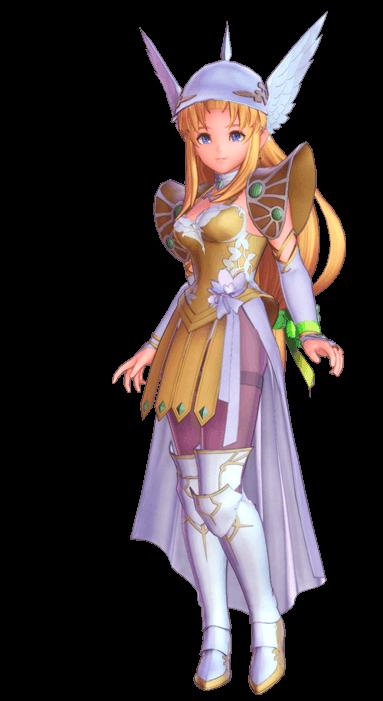 12 - 【悲報】聖剣伝説3リメイク、3D化によってバカみたいな衣装に見える