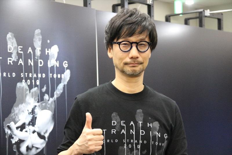 12 o - 小島監督「僕は映画とゲームの橋を渡す事をしないといけない。将来的に映画とゲームの垣根はなくなる」