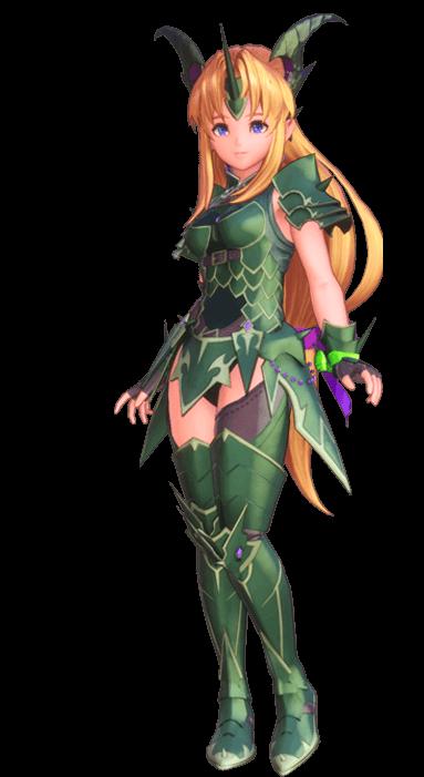 14 - 【悲報】聖剣伝説3リメイク、3D化によってバカみたいな衣装に見える
