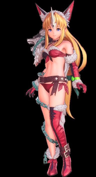 15 - 【悲報】聖剣伝説3リメイク、3D化によってバカみたいな衣装に見える
