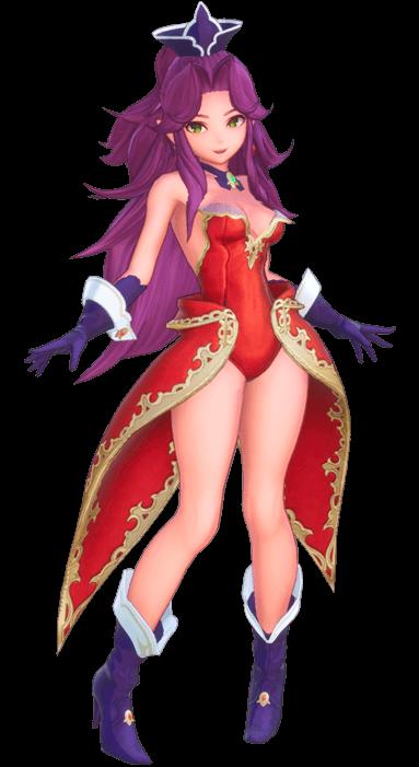 16 - 【悲報】聖剣伝説3リメイク、3D化によってバカみたいな衣装に見える