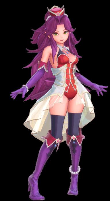 17 - 【悲報】聖剣伝説3リメイク、3D化によってバカみたいな衣装に見える