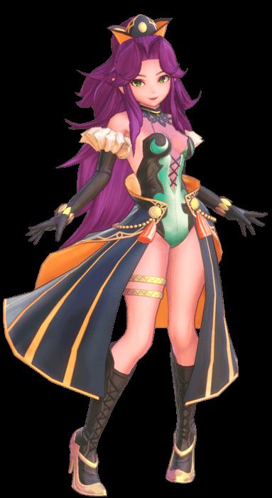 18 - 【悲報】聖剣伝説3リメイク、3D化によってバカみたいな衣装に見える