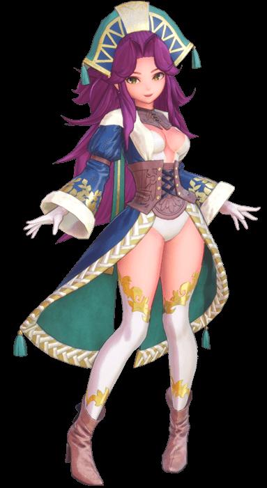 19 - 【悲報】聖剣伝説3リメイク、3D化によってバカみたいな衣装に見える