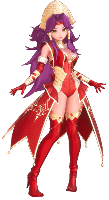 20 - 【悲報】聖剣伝説3リメイク、3D化によってバカみたいな衣装に見える