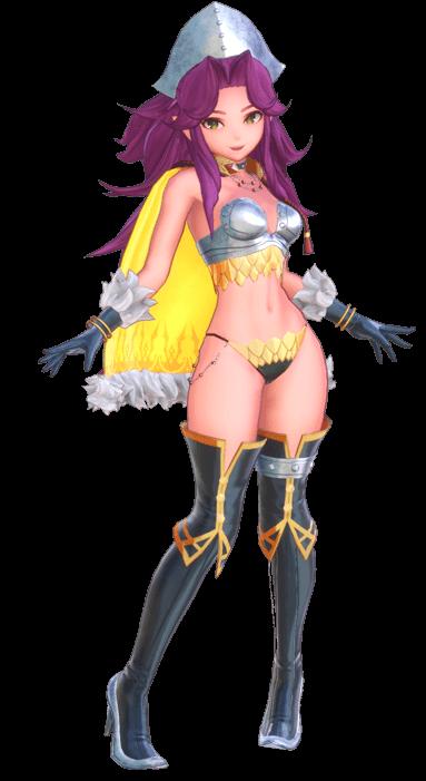 21 - 【悲報】聖剣伝説3リメイク、3D化によってバカみたいな衣装に見える