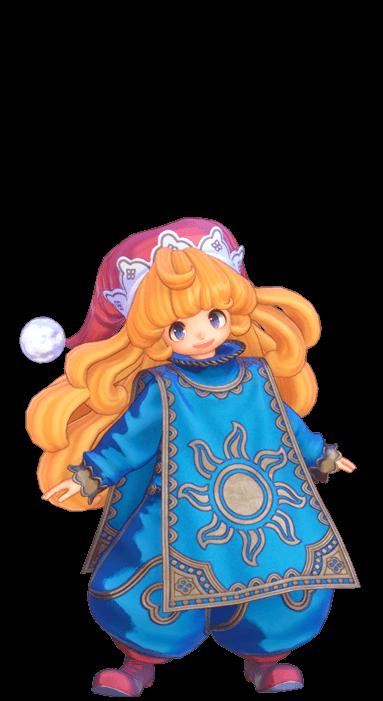 23 - 【悲報】聖剣伝説3リメイク、3D化によってバカみたいな衣装に見える