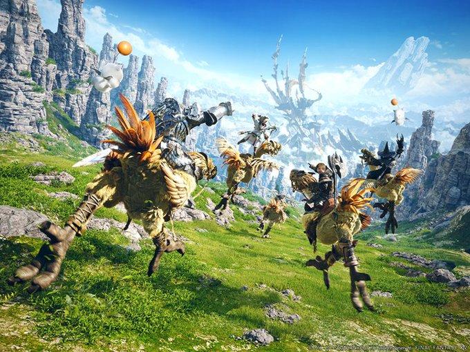 6ZEuo2Fm - スクエニ吉田直樹「人は、なぜオンラインゲーム(MMORPG)をプレイしないのか」俺「…」