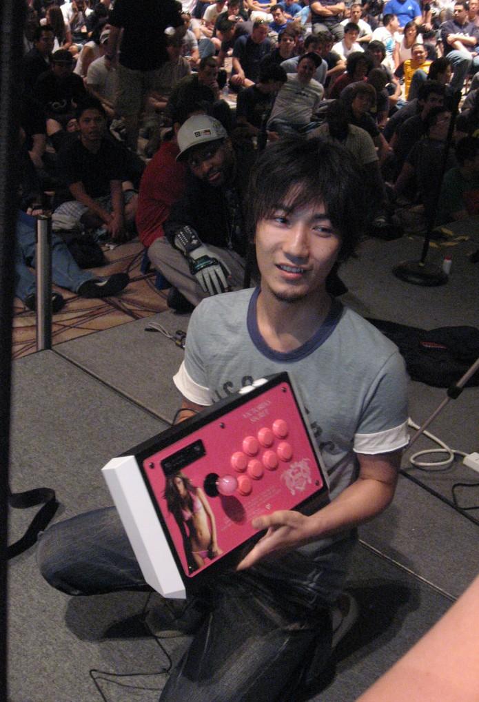 """9 - 格闘ゲームの神 """"ウメハラ"""" 完全におかしなオジサンになってしまう……"""