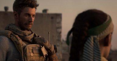 Call of Duty Modern Warfare 384x200 - 英国チャート、シェンムー3は初登場18位