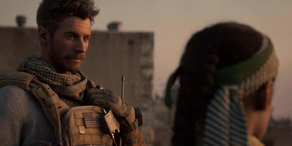 Call of Duty Modern Warfare - 英国チャート、シェンムー3は初登場18位