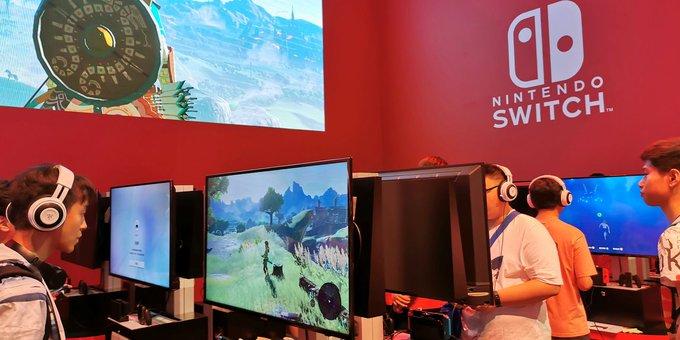 NmBX9q0m - 任天堂「3DSで展開していたタイトルをSwitchで出していく」