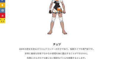 bCYFE7K 1 384x200 - 【悲報】ポケモンにテコンドー使いが登場する模様