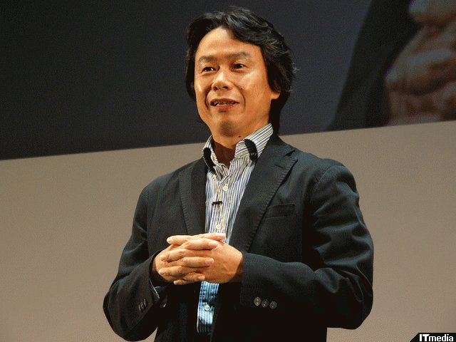 l wk 091027miyamoto01 - 宮本茂「ゲームは作品ではなく商品。主役はお客様でありゲームではない」