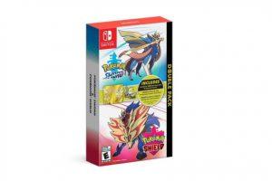 pokemon sword shield double pack steelbook edition oct202019 1038x576 300x200 - 任天堂さん、『ポケモン 最新作』のDL版予約キャンセルを承認 リストラ騒動というくだらない事が起きてるみたい