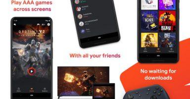 stadia app 740x493 384x200 - 【悲報】ゲーム業界を変えるGoogle「Stadia」、売上17.5万の大爆死