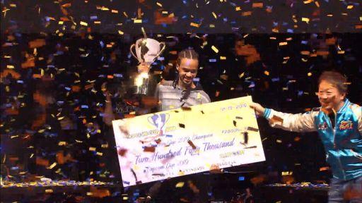 003 1 - カプコンプロツアー2019 スト5部門、優勝賞金2700万円。手にしたのはなんとあの選手!