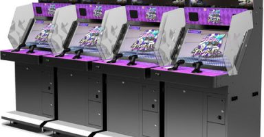 1 16 384x200 - アーケードゲーム「ジョジョの奇妙な冒険 ラストサバイバー」が稼働開始。最大20人で戦うバトルロイヤルアクションゲーム