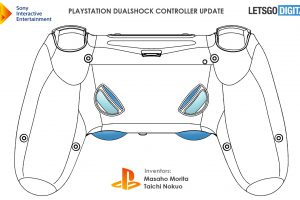 1 19 300x200 - 【朗報】PS5のコントローラー、背面にボタン(パドル)を追加へ L3ダッシュという頭の逝かれた仕様からようやく開放される