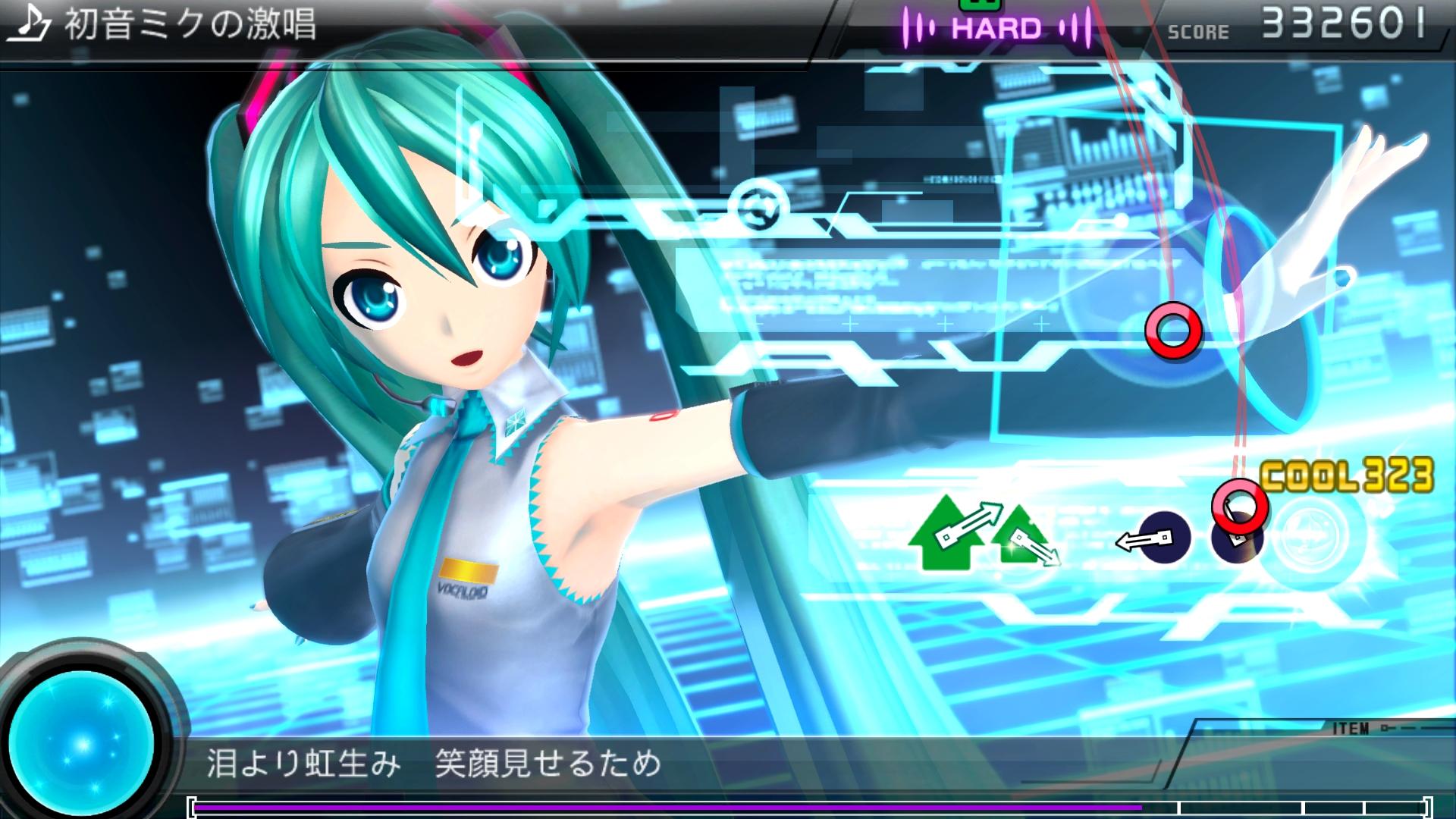 20140325 001 - Switch独占「初音ミクMEGA39s」の最新PVのグラフィックが凄すぎる