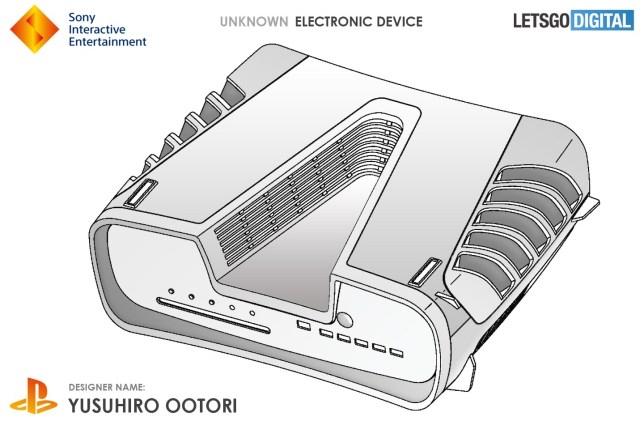 jRuiSpZ - PS5の開発機+デュアルショック5の画像が流出
