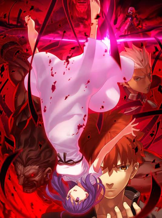 001 size6 - Fate/stay night[HF]:第2章「II.lost butterfly」のBD&DVDの累計出荷が10万枚突破 面白くてえちえちだったから当然だよね