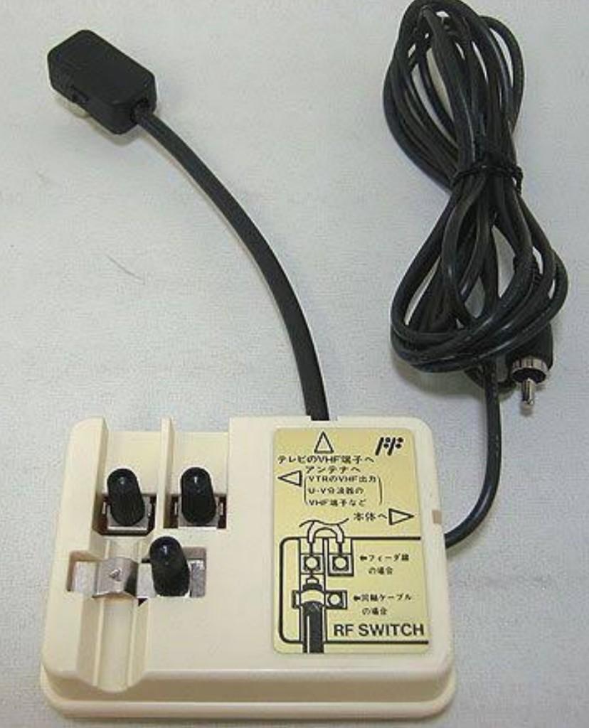 1 3 - ゲームセンターCXは、どうやって、昔の赤白ファミコンとテレビと録画する機械を接続してるの?