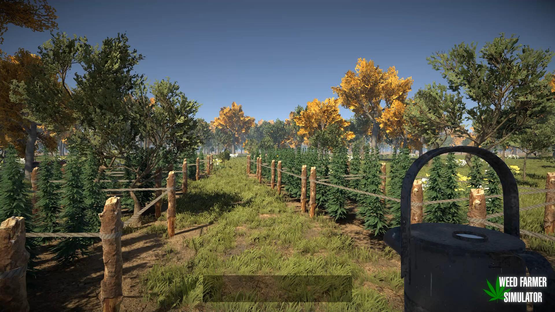 1 9 - ○○農家シミュレーター『Weed Farmer Simulator』が爆誕! おまえらのノウハウを発揮しろー