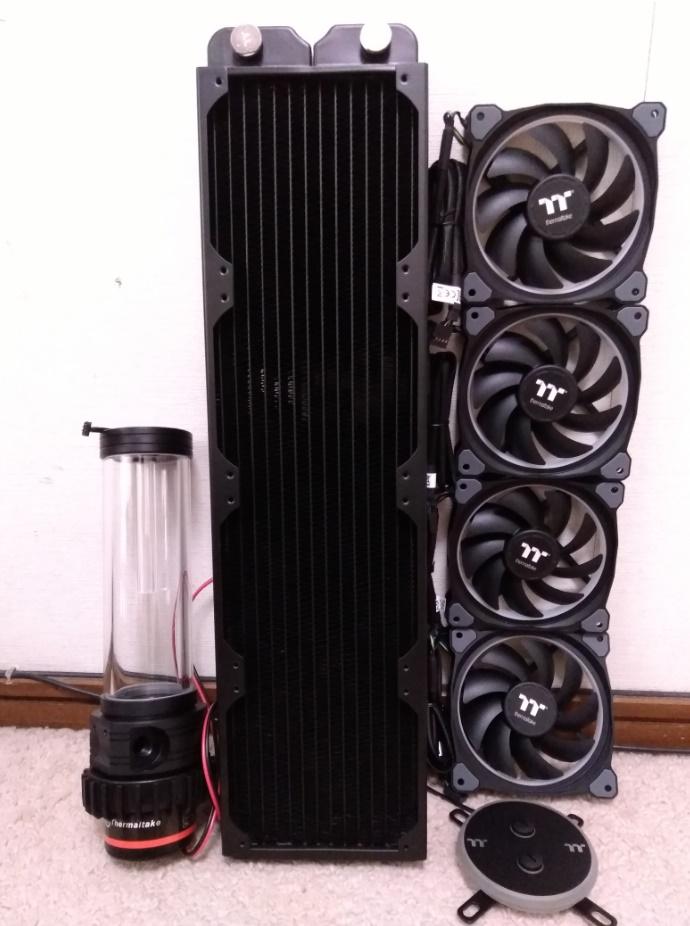 2 4 - インテル10コアCPU Core i9-10900Kの冷却環境がこちら →