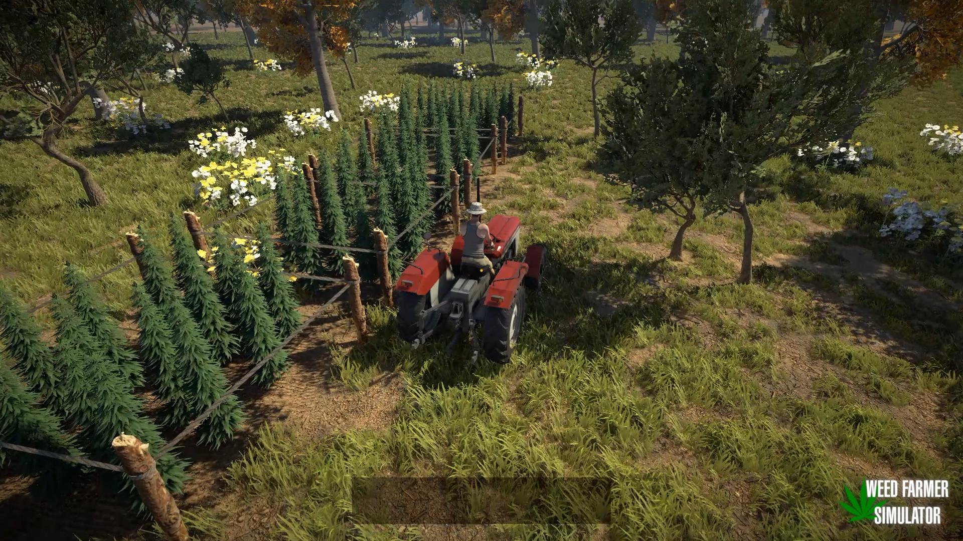 2 6 - ○○農家シミュレーター『Weed Farmer Simulator』が爆誕! おまえらのノウハウを発揮しろー