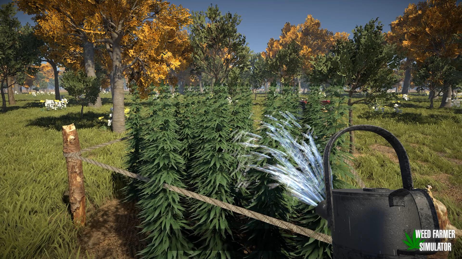 3 4 - ○○農家シミュレーター『Weed Farmer Simulator』が爆誕! おまえらのノウハウを発揮しろー