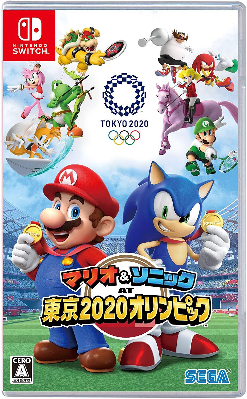 4 11 - 【10週目】「マリオ&ソニック東京オリンピック」44,605
