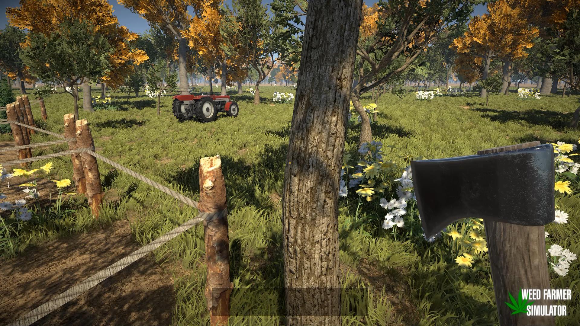 4 2 - ○○農家シミュレーター『Weed Farmer Simulator』が爆誕! おまえらのノウハウを発揮しろー