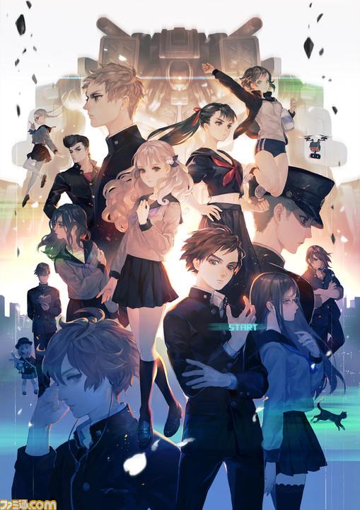 6 1 - 任天堂・桜井「PS4『十三機兵防衛圏』を絶賛!シナリオライター目指すならプレイ必須。唯一無二。」 とのこと